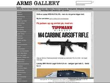 Arms Galleri City