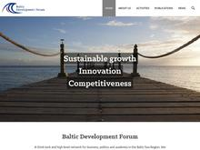 Fonden Baltic Development Forum