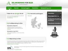 Miljøordning for biler