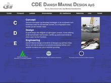 C.D.E. Danish Marine Design ApS
