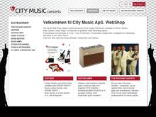City Music ApS