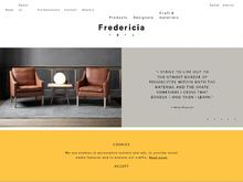 FREDERICIA FURNITURE A/S Showroom