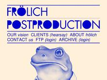 Frolich Postproduction A/S