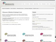 Mindwork Psykologisk Center ApS