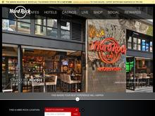 Hard Rock Cafe (Denmark) A/S.