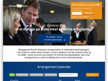 Management Events Denmark A/S
